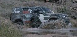 VÍDEO: Hemos pillado al Land Rover Defender 2020, de pruebas en Kenia