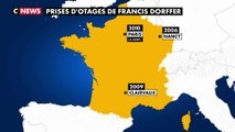 Qui est Francis Dorffer, l'auteur de la prise d'otages de Condé-sur-Sarthe ?