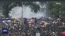 심상찮은 홍콩…1백만 시위에 '송환법' 일단 연기