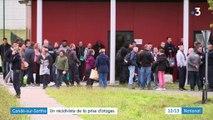 Condé-sur-Sarthe : la colère des surveillants pénitentiaires