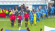 J10   ASJ Soyaux Charente - EA Guingamp (1-1)   D1 Féminine