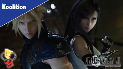 Final Fantasy VII Remake E3 2019 - NEW DETAILS & OPINIONS