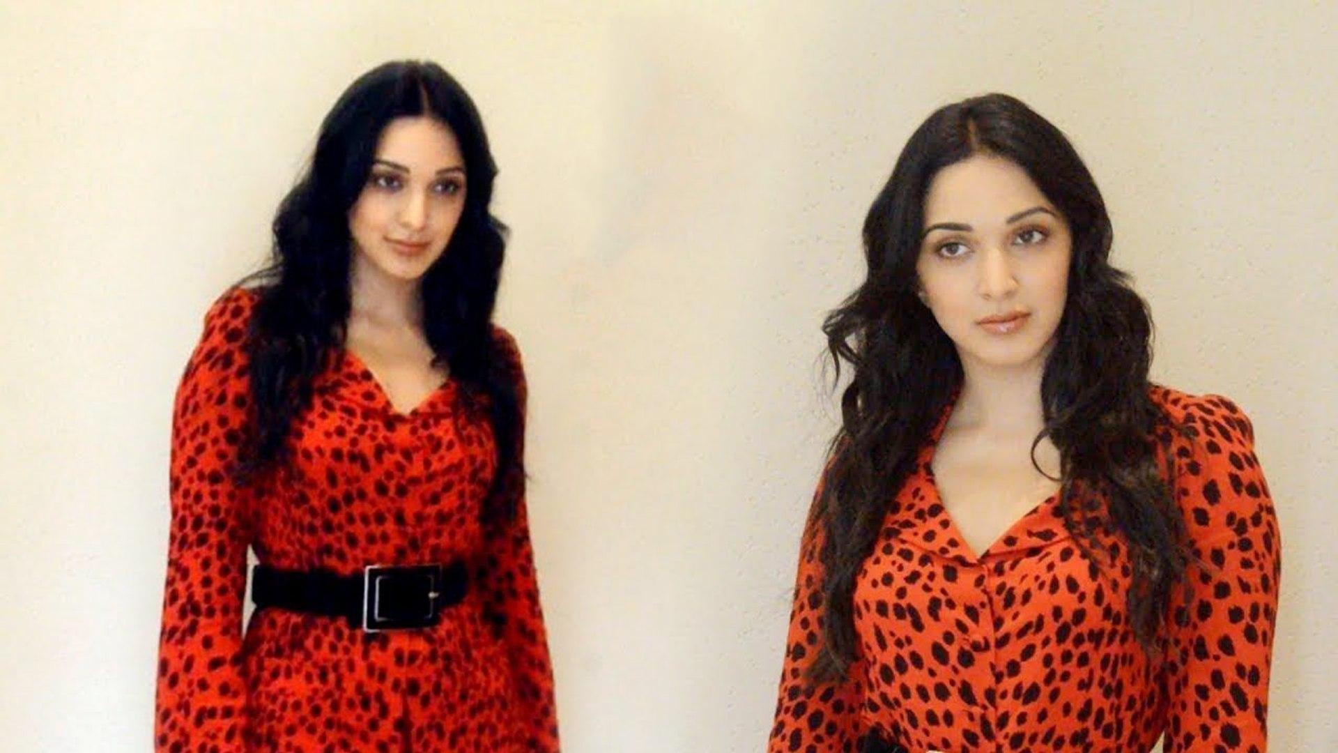 Kabir Singh Actress Kiara Advani Looks Super H0T ARRIVED At For Movie Promotion Kabir Singh