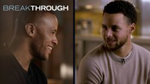 Breakthrough | A Conversation with Executive Producer Stephen Curry - Producer DeVon Franklin