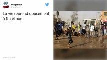 Soudan. La vie reprend timidement dans les rues de Khartoum