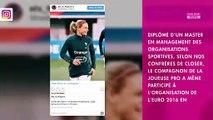 Coupe du monde féminine – Eugénie Le Sommer : qui est son fiancé Florian ?