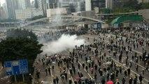 Proteste a Hong Kong, almeno 22 feriti in scontri con polizia