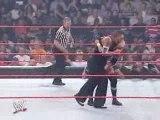 Jeff Hardy vs. Mr. Kennedy - WWE Cyber Sunday 10-28-07