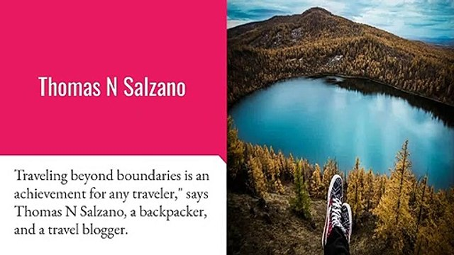 Thomas N Salzano: Tips For First Time International Travelers