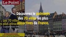 Palmarès des 70 villes les plus attractives de France