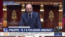 """Édouard Philippe: """"Au cœur de l'acte 2, il y a d'abord l'ambition écologique"""""""