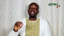 Rassemblement du 14 Juin - Le President SONKO appelle a la mobilisation