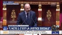 """Contre les contrats courts, Edouard Philippe veut instaurer """"un principe de bonus-malus sur les cotisations d'assurance chômage"""""""