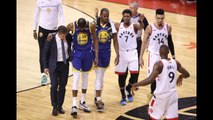 Kevin Durant Suffered An Achilles Injury In Game 5 - NBA Finals