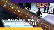 5 juegos a los que Disney le gustaría que ignorases