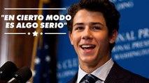 Nick Jonas vende su merchandising para ser presidente