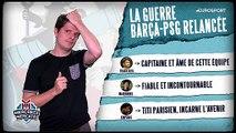 Thiago Silva, Marquinhos, Kimpembe : Qui va être sacrifié pour faire de la place à De Ligt ?