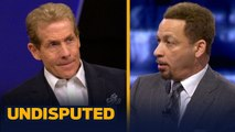 Steph Curry's play has been 'extremely' disappointing in the NBA Finals — Skip Bayless -