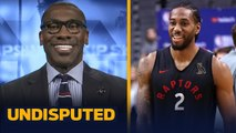 'It's over, the Toronto Raptors will be the 2019 NBA Champs' — Shannon Sharpe - NBA -