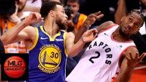 Golden State Warriors vs Toronto Raptors - Full Game 5 Highlights - 2019 NBA Finals
