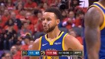 Golden State Warriors vs Toronto Raptors - Game 5 - June 10, Full 3rd Qtr - 2019 NBA Finals