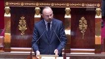 Les impôts des ménages baisseront de 27 milliards d'euros sur le quinquennat, annonce Édouard Philippe