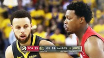 Toronto Raptors vs Golden State Warriors - Game 4 - 1st Half Highlights - 2019 NBA Finals