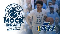 2019 NBA Mock Draft - Jazz select Cameron Johnson with No. 23 Pick
