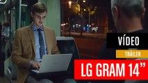 LG Gram es más portátil de los portátiles