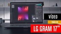 LG Gram 17 pulgadas