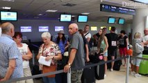 Łódzkie lotnisko: w środę wystartował pierwszy czarter do Antalyi. Czy LOT ustanowi połączenia z Łodzi?