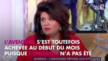 ONPC : Raquel Garrido  souhaite rejoindre l'équipe de Laurent Ruquier à la rentrée