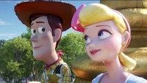 Toy Story 4: Audrey Fleurot Parle De LA Bergere (French Featurette)