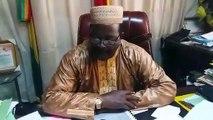 Projet de référendum: Saloum Cissé parle...