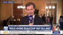 """Guillaume Larrivé (LR): """"Edouard Philippe m'a donné le sentiment d'acheter du temps"""""""