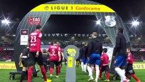 J17 EA Guingamp - Amiens SC ( 1-2 ) - Résumé - (EAG - ASC)   2018-19