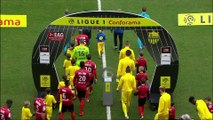 J27 EA Guingamp - FC Nantes ( 0-0 ) - Résumé - (EAG - FCN)   2018-19