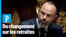 Edouard Philippe sur les retraites : « Les mêmes droits pour tous »