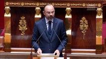 Édouard Philippe a prononcé sa déclaration de politique générale à l'Assemblée nationale