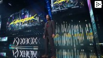Keanu Reeves and the breathtaking moment at Xbox E3 conference