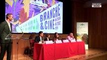 """Juliette Binoche présidente engagée du festival """"Branche & Ciné"""" (Exclu Vidéo)"""