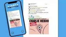 La Une de Charlie Hebdo choque et divise la Toile
