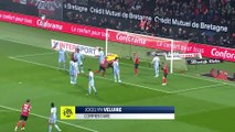J31 EA Guingamp - AS Monaco ( 1-1 ) - Résumé - (EAG - ASM) 2018-19