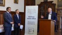 Lancement de la première eBox francophone à Saint-Gilles