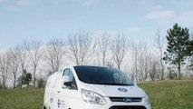 Automobile : nouveau Ford Transit version hybride... L'utilitaire se met au vert
