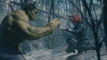 Voici pourquoi la romance entre Black Widow et Hulk est passée à la trappe