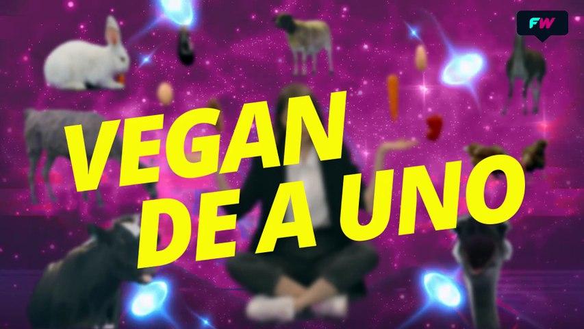 El bajón vegano
