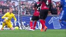 J31 EA Guingamp - Olympique Lyonnais (1-3)  - Résumé - (EAG - OL) _ 2014-15