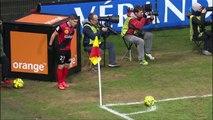 J20 EA Guingamp - RC Lens (2-0)  - Résumé - (EAG - RCL) _ 2014-15