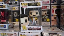 Queen Freddie Mercury Wembley Stadium  1986 Pop! Vinyl Figure 96